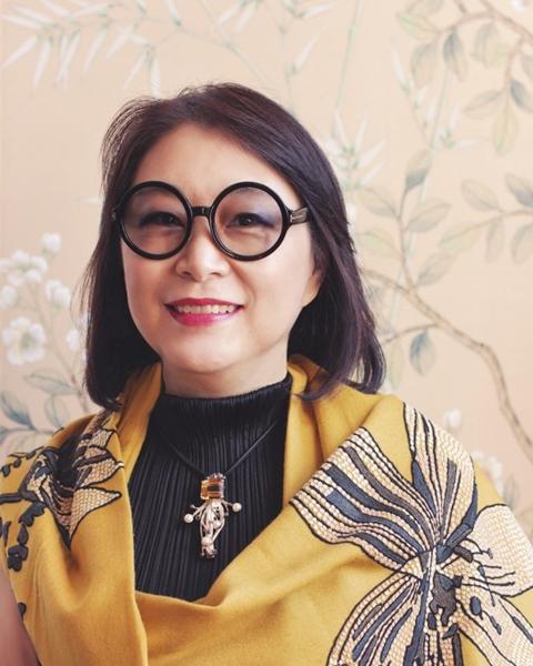 BIIDトップデザイナー Noriko Sawayama