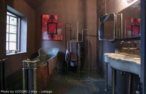 英国インテリアデザインビジネス協会 PHOTO BY KOTOMI / Alex - cottage