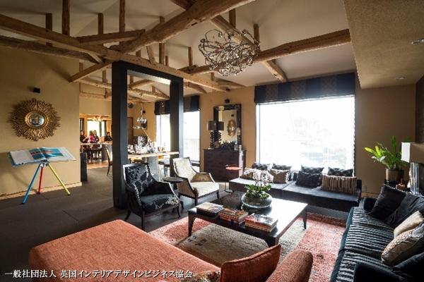 日本初のキュレーションホテル 熱海桃乃八庵(とうのやあん)施工After写真