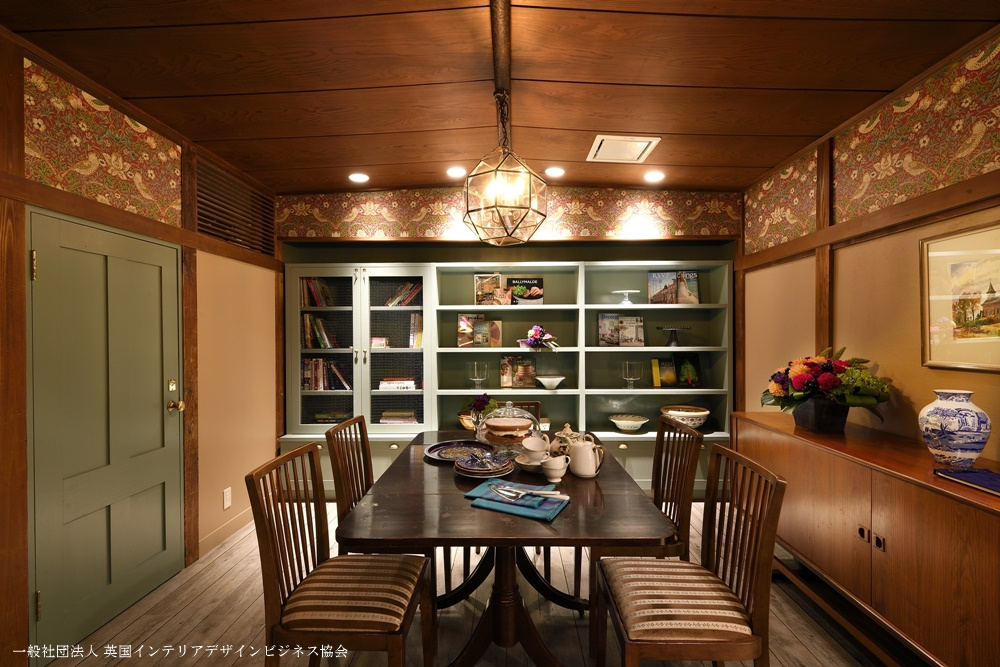 ブリティッシュベーカリー Whimsy(ウィムジー)2階 サロン&貸切レンタルスペース