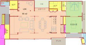 第二キュレーションホテル熱海須藤水苑アフター図面