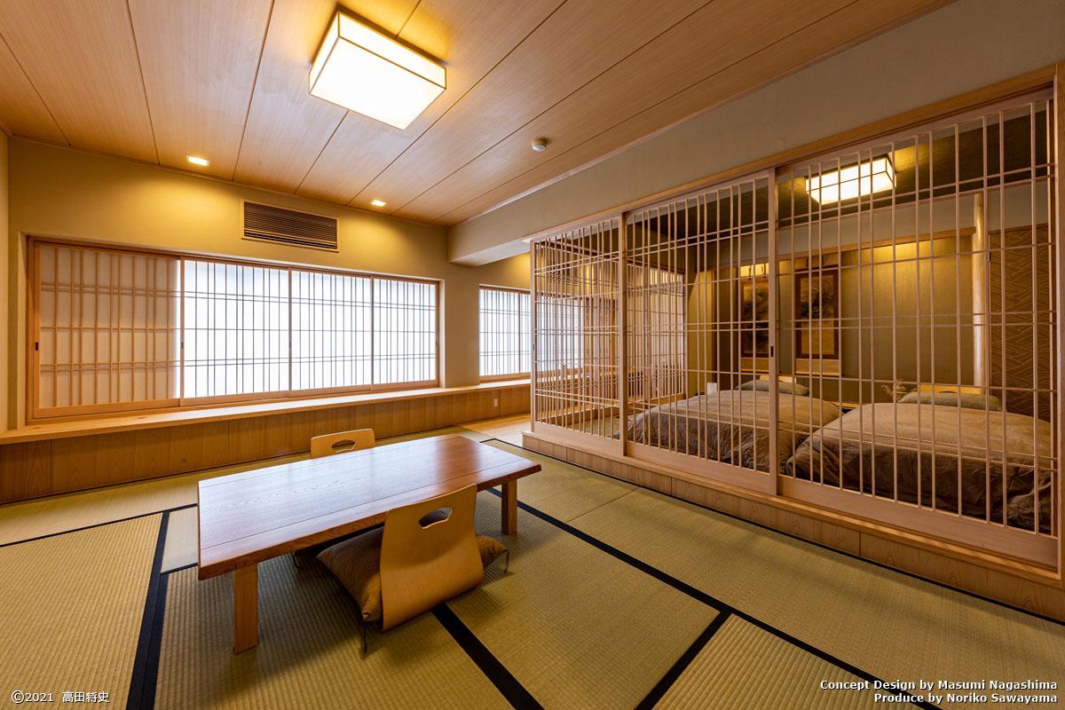 キュレーションホテル第3号 熱海桃山雅苑茶室